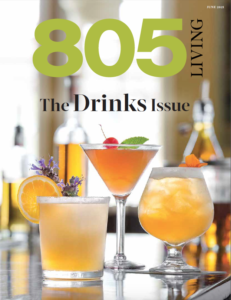 805 Living Cover June 2021, photo by Gary Moss.