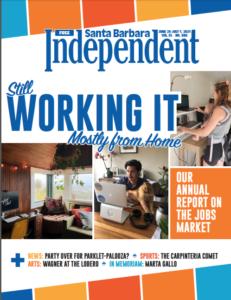 Santa Barbara Independent, June 24, 2021.