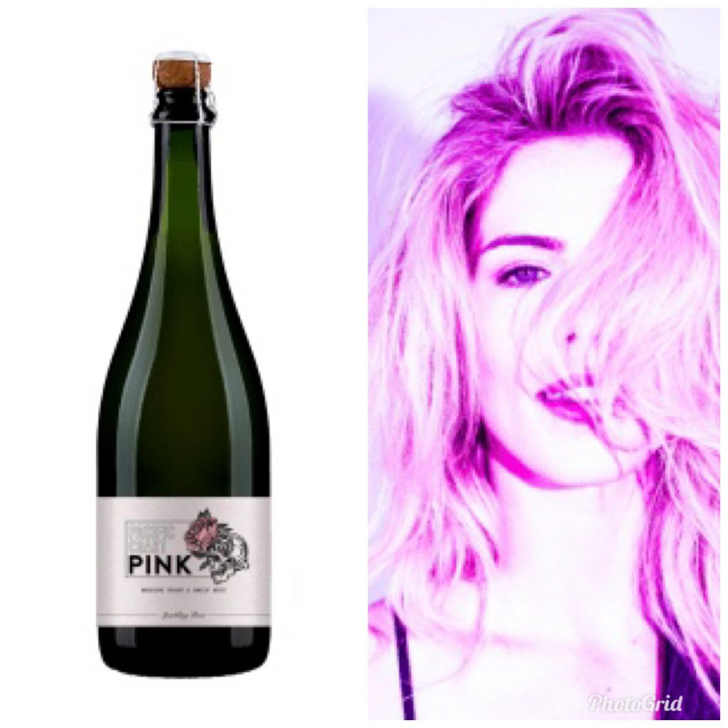 Actress Emily Bett Rickards worked with Nocking Point Wines to create Pacific Coast Pink sparkling rose. Courtesy photo.