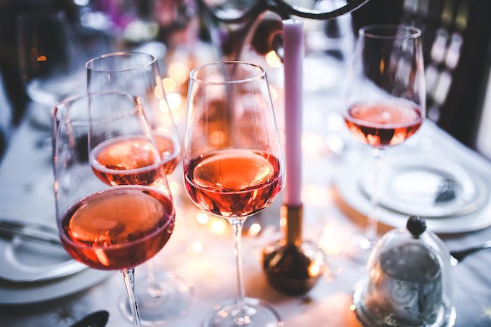 Cheers to Rose, photo by Kaboompics.com from Pexels.